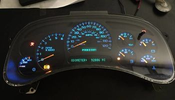 Expert GM Speedometer Repair