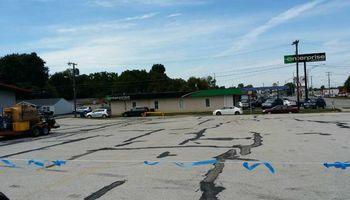 Asphalt Driveways to Parking Lots