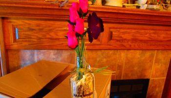 Wooden Roses (Lifelike)