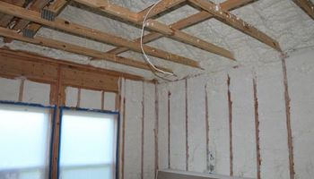 Polyurethane Spray Foam Insulation - Comfort Zone