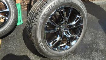 Auto Reconditioning Center. Wheel Repair