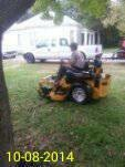 LMOWING YARD $25-$35. Melton Lawn Care