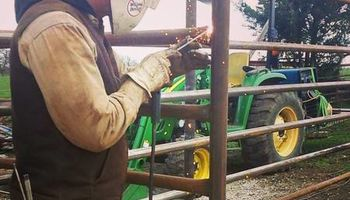 Phillips Ag Services - welding and fabrication