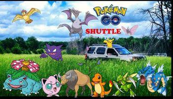 Pokemon GO Shuttle!