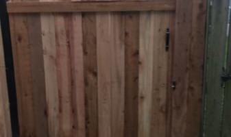 Quality fence by Wayne Goodall