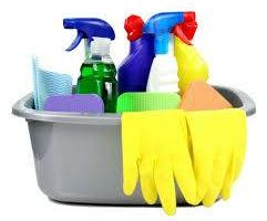 General cleaning and organizing - $15 - $20