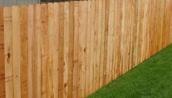 Wood Fence. Fair competitive price!