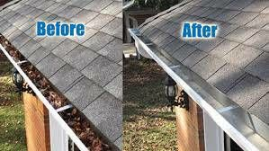 GUTTER CLEANING. Professional and Affordable