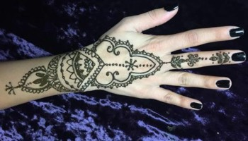 Beautiful henna designs by Ruth