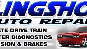 Slingshot Auto Repair
