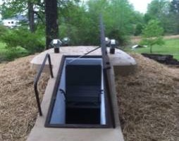 BURGESS SHELTER KING, LLC. STORM SHELTERS