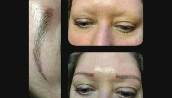 Permanent Great Looks. Microblading Eyebrows