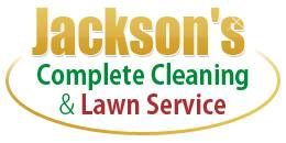 JACKSON'S COMPLETE CLEANING AND LAWN SERVICE