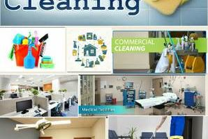 Comercial Medical and Residential Champs cleaning