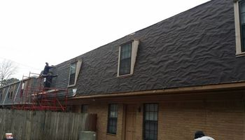 VILLEDA ROOFING. GOOD REFERENSES!