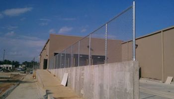 Armor Fence. Install new or repair