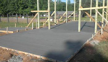 CAPPS CONCRETE CO. - experienced concrete finishing