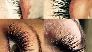 ROCKIN ROYALTY LAVISH LASHES (eyelash extensions, spray tan's)