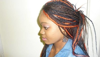 Free Hair for all braids from $180 or $10 Off with your own Hair. MOMMY & GYSLAINE