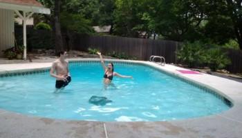Semi-retired swimming pool contractor!
