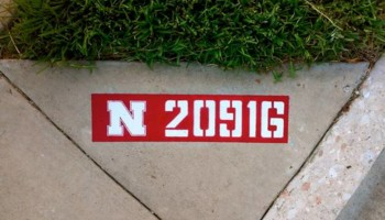 Address Curb Painting