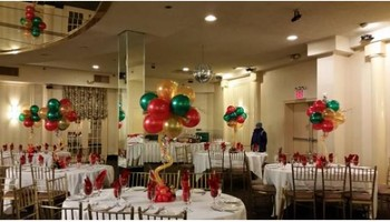 BALLOON DECORATING & CHAIR RENTALS FOR PARTIES