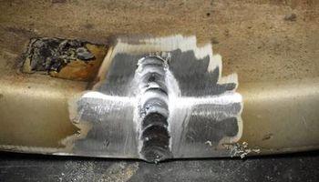 Rim repair ? Crack repair ? Bent wheel repair ? WHILE YOU WAIT