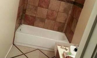 Tub Shower Tile Installation $500......Free estimates