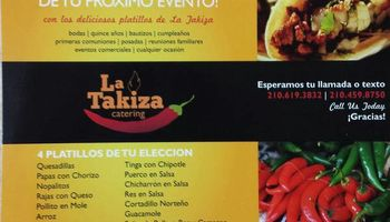 The Best option for your Party 100% Mexican food