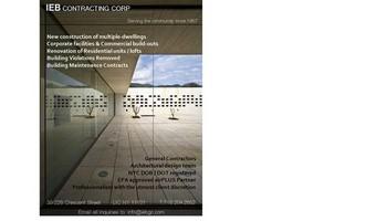 IEB Contracting Corp. GENERAL CONTRACTOR / BUILDER