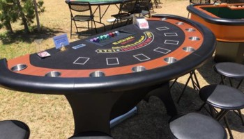 CASINO NIGHT PARTY RENTALS in Orange County!