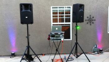 Bilingual DJ + DECOR LIGHTING