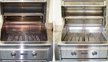 BBQ Cleaning & Repairs