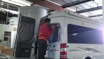 Windshield replacement by Art's Auto Glass