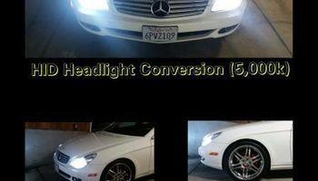 HID HEADLIGHT/FOG LIGHT KITS & FULL SELECTION OF LED BULBS!