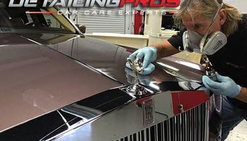 HB Detailing Pros: A new standard of service and quality.