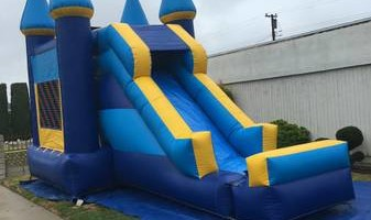 Party rentals (1  jumper/4 tables/40 chairs $80)