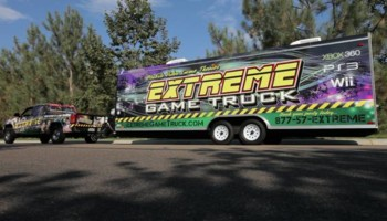 Best Birthday Party - Extreme Game Truck...