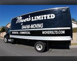 Movers limited to help you moving. 2 men $80 /hr