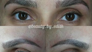 PERMANENT MAKEUP: MICROBLADING/3D BROWS