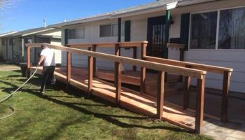 Custom Decks, Wood Fences, Skilled Carpenters! Gabil Construction