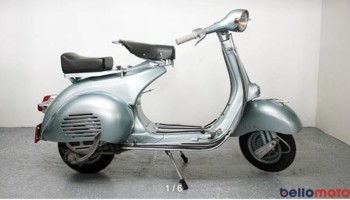 BELLO MOTOю Vespa & Lambretta -  Tires, Repair & Restoration