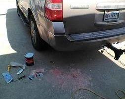 Anthony's auto's moble body repair