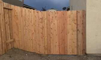 Fence installation and repair. Cheapest prices!