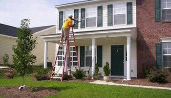 PRESSURE CLEAN the outside of your HOME, OFFICE, Deck, Windows