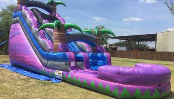 18Ft Water Slide For Rent