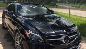 Super Soapy Mobile Car Wash!