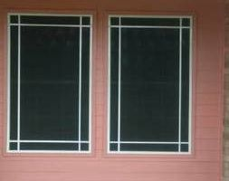 Shutter and solar screens