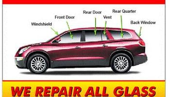 Quality glass service for cars, truck and semis