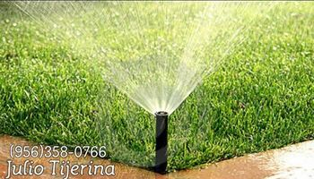 Irrigation systems, landscaping, and plumbing